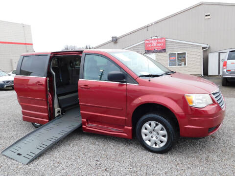 2010 Chrysler Town and Country for sale at Macrocar Sales Inc in Akron OH