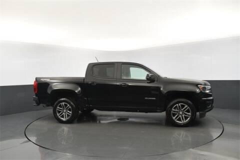 2020 Chevrolet Colorado for sale at Tim Short Auto Mall in Corbin KY