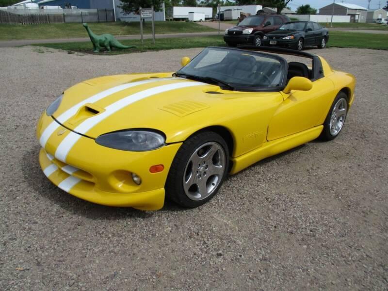 2001 Dodge Viper for sale at Car Corner in Sioux Falls SD