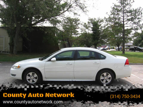 2016 Chevrolet Impala Limited for sale at County Auto Network in Ballwin MO