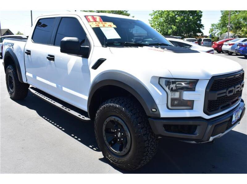 2017 Ford F-150 for sale in Atwater, CA