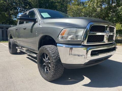 2013 RAM Ram Pickup 2500 for sale at Thornhill Motor Company in Lake Worth TX