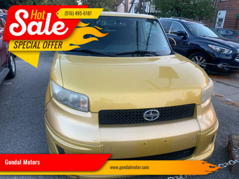 2008 Scion xB for sale at Gondal Motors in West Hempstead NY