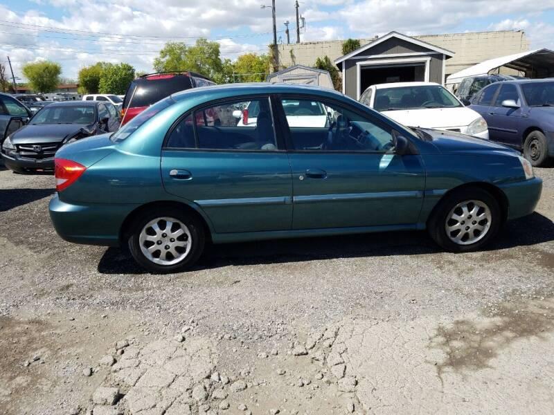2003 Kia Rio for sale at 2 Way Auto Sales in Spokane Valley WA