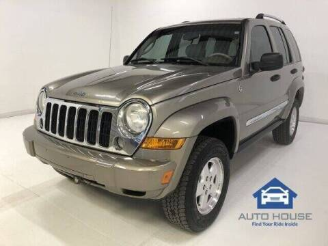 2005 Jeep Liberty for sale at MyAutoJack.com @ Auto House in Tempe AZ