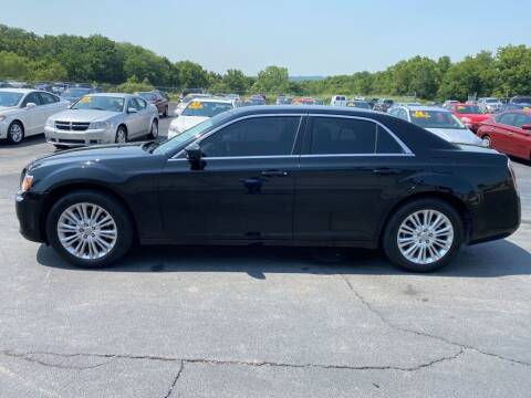 2013 Chrysler 300 for sale at CARS PLUS CREDIT in Independence MO