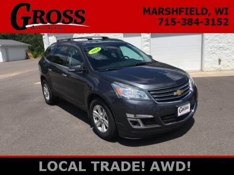 2014 Chevrolet Traverse for sale at Gross Motors of Marshfield in Marshfield WI