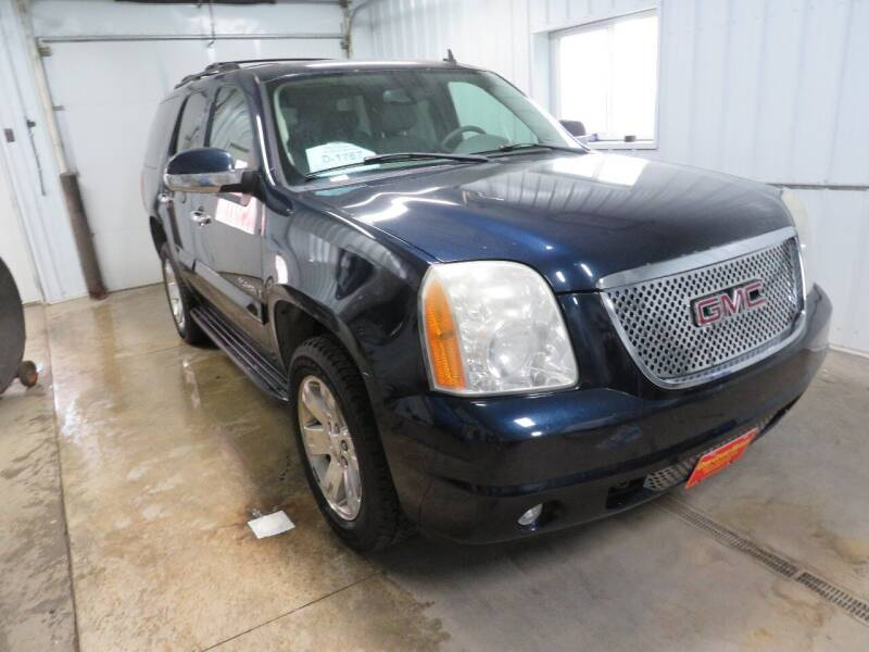 2007 GMC Yukon for sale at Grey Goose Motors in Pierre SD