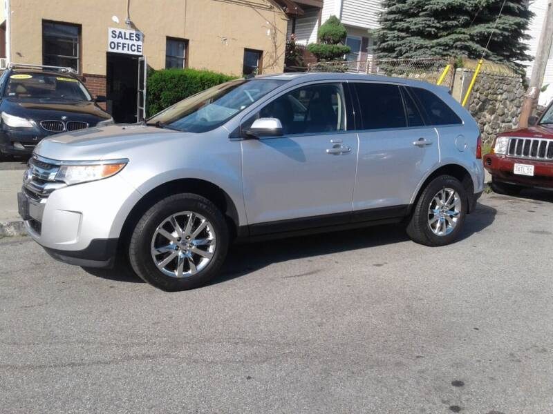2014 Ford Edge for sale at Nelsons Auto Specialists in New Bedford MA