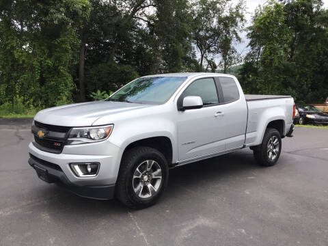 2017 Chevrolet Colorado for sale at AFFORDABLE AUTO SVC & SALES in Bath NY