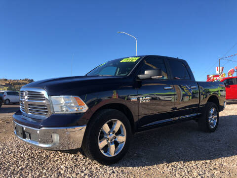 2016 RAM Ram Pickup 1500 for sale at 1st Quality Motors LLC in Gallup NM