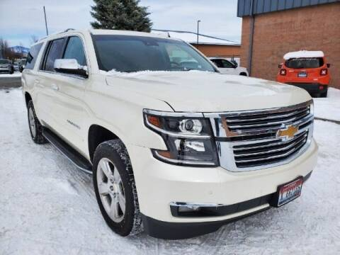 2015 Chevrolet Suburban for sale at Group Wholesale, Inc in Post Falls ID