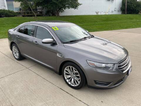 2013 Ford Taurus for sale at Best Buy Auto Mart in Lexington KY
