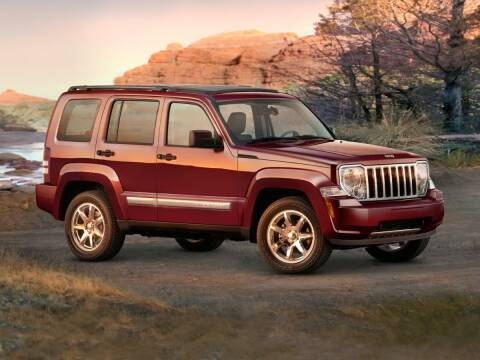 2010 Jeep Liberty for sale at Bill Gatton Used Cars in Johnson City TN