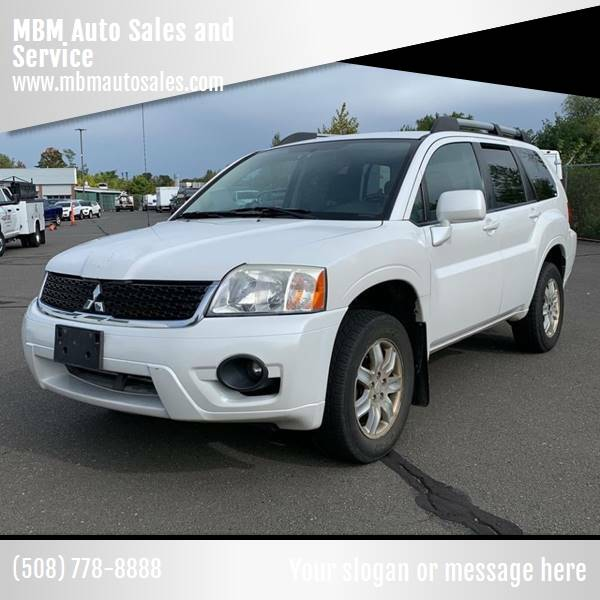 2011 Mitsubishi Endeavor for sale at MBM Auto Sales and Service in East Sandwich MA