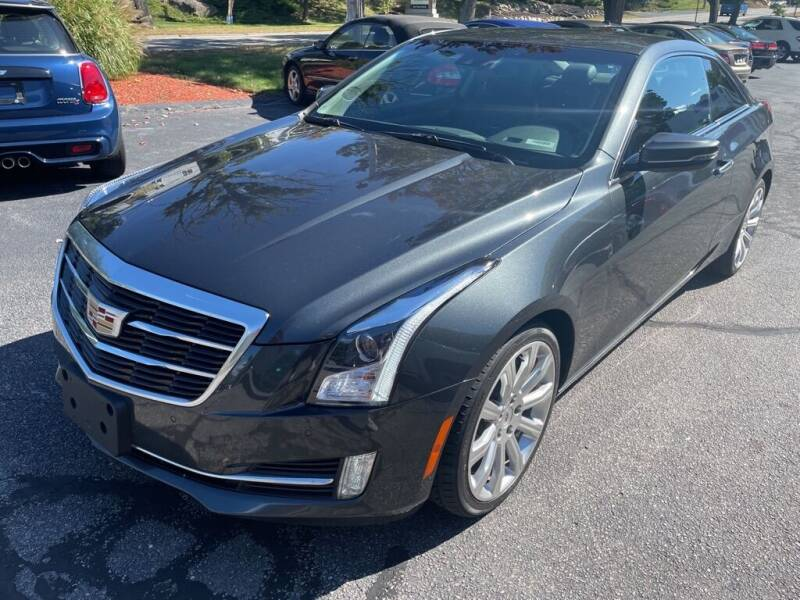 2017 Cadillac ATS for sale at Premier Automart in Milford MA