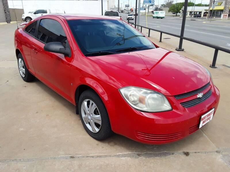 2009 Chevrolet Cobalt for sale at NORTHWEST MOTORS in Enid OK