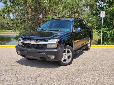 2002 Chevrolet Avalanche for sale at Excalibur Auto Sales in Palatine IL