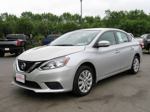 2017 Nissan Sentra for sale at Low Cost Cars North in Whitehall OH