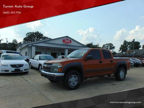 2004 Chevrolet Colorado for sale at Turner Auto Group in Greenwood MS