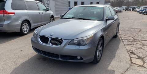 2006 BMW 5 Series for sale at Manchester Auto Sales in Manchester CT