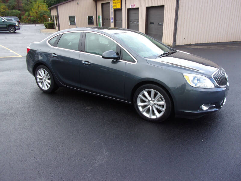 2013 Buick Verano for sale at Dave Thornton North East Motors in North East PA