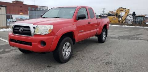 2006 Toyota Tacoma for sale at iDrive in New Bedford MA