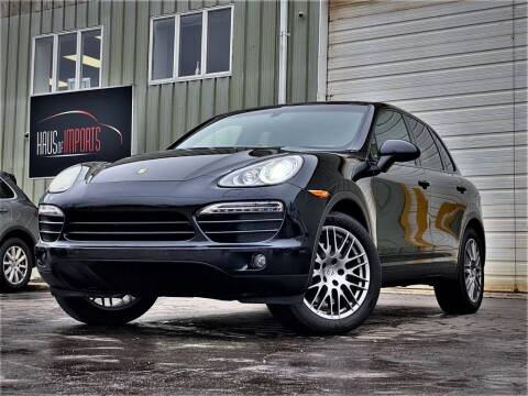2014 Porsche Cayenne for sale at Haus of Imports in Lemont IL