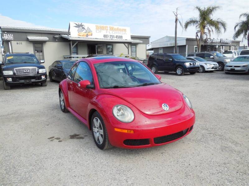 2006 Volkswagen New Beetle for sale at DMC Motors of Florida in Orlando FL