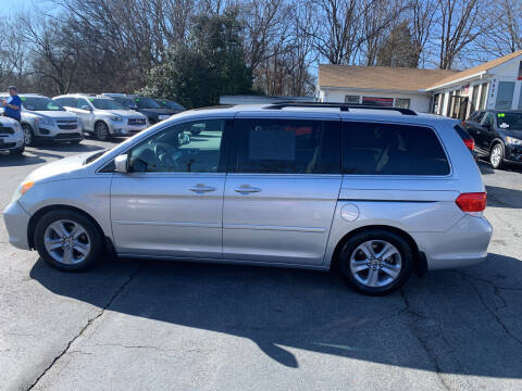 2010 Honda Odyssey for sale at Simple Auto Solutions LLC in Greensboro NC