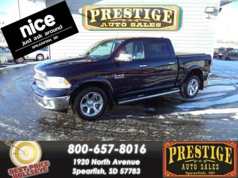 2016 RAM Ram Pickup 1500 for sale at PRESTIGE AUTO SALES in Spearfish SD