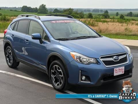 2017 Subaru Crosstrek for sale at Bob Walters Linton Motors in Linton IN