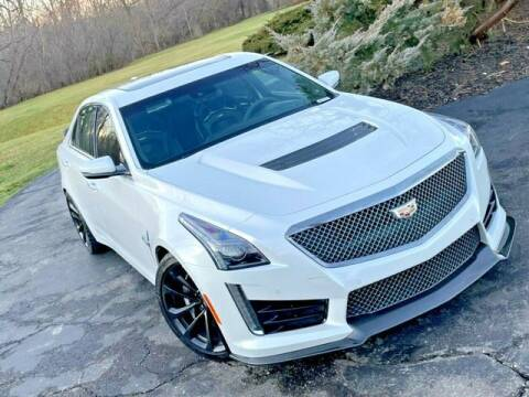 2017 Cadillac CTS-V for sale at Go2Motors in Redford MI