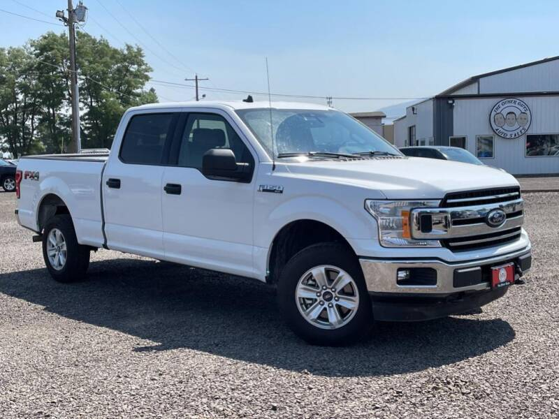 2019 Ford F-150 for sale at The Other Guys Auto Sales in Island City OR