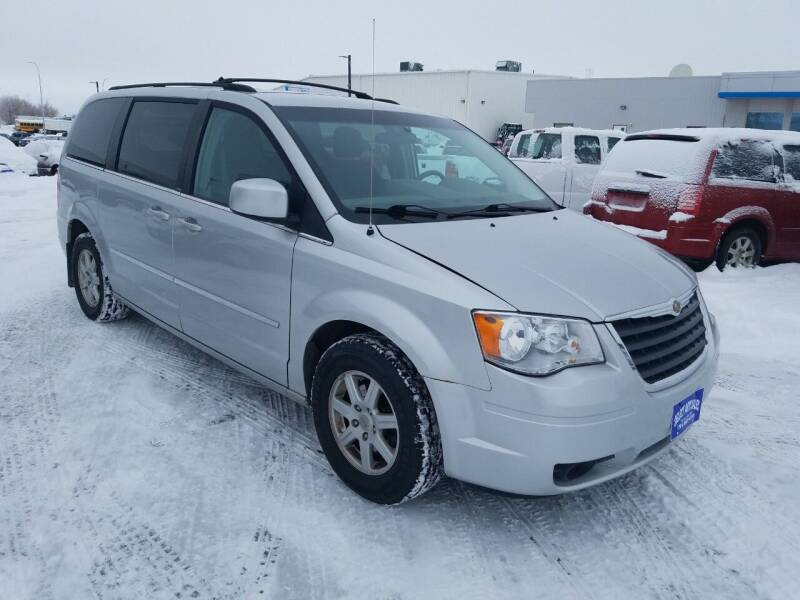 2010 Chrysler Town and Country for sale at Select Auto Sales in Devils Lake ND