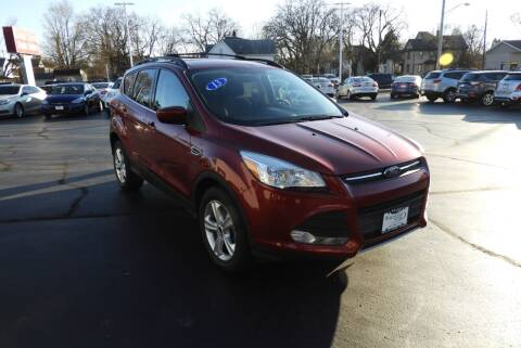 2013 Ford Escape for sale at Grant Park Auto Sales in Rockford IL