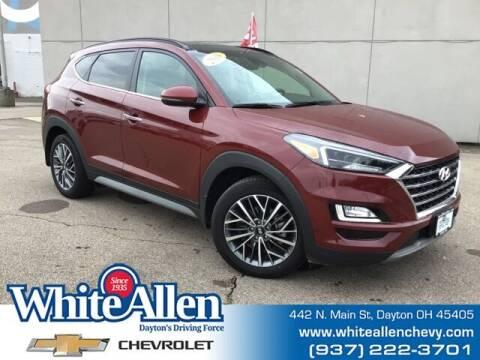 2019 Hyundai Tucson for sale at WHITE-ALLEN CHEVROLET in Dayton OH