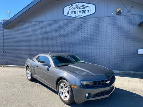2011 Chevrolet Camaro for sale at Collection Auto Import in Charlotte NC