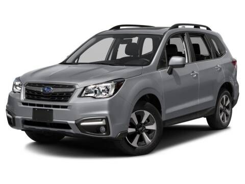2017 Subaru Forester for sale at Sam Leman Toyota Bloomington in Bloomington IL