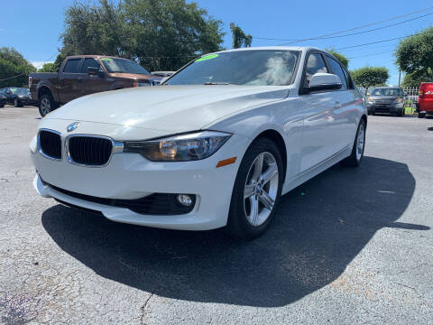2013 BMW 3 Series for sale at Bargain Auto Sales in West Palm Beach FL