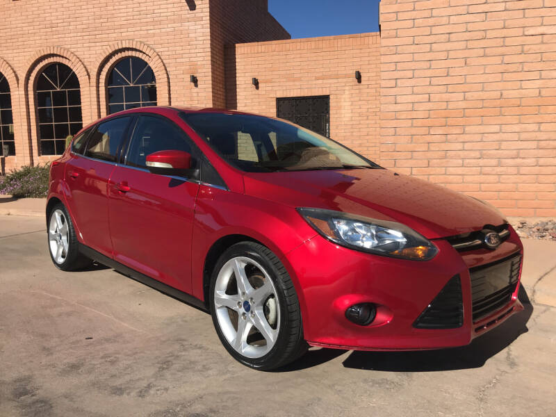 2012 Ford Focus for sale at Freedom  Automotive in Sierra Vista AZ