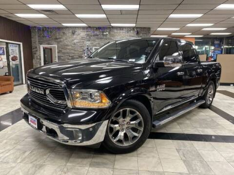 2017 RAM Ram Pickup 1500 for sale at Sonias Auto Sales in Worcester MA