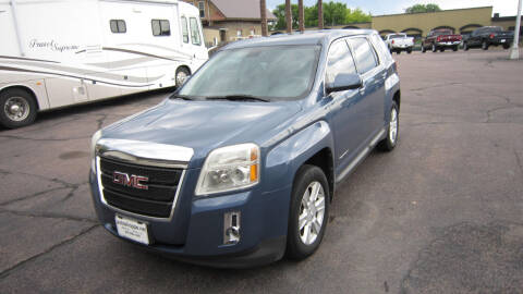 2011 GMC Terrain for sale at Auto Shoppe in Mitchell SD