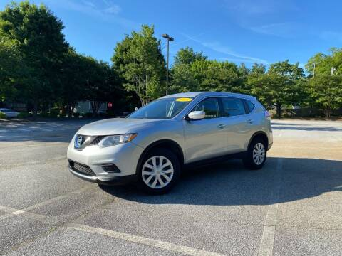 2015 Nissan Rogue for sale at Uniworld Auto Sales LLC. in Greensboro NC
