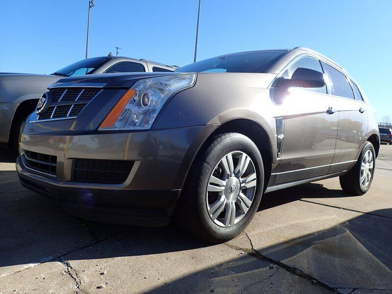 2011 Cadillac SRX for sale at RPM AUTO SALES in Lansing MI