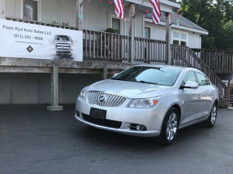 2010 Buick LaCrosse for sale at Flash Ryd Auto Sales in Kansas City KS