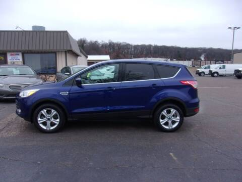 2015 Ford Escape for sale at Welkes Auto Sales & Service in Eau Claire WI