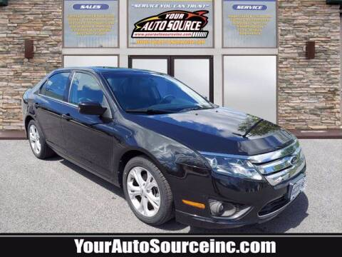 2012 Ford Fusion for sale at Your Auto Source in York PA