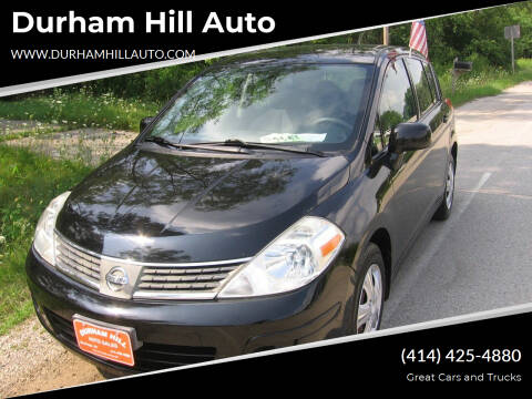 2009 Nissan Versa for sale at Durham Hill Auto in Muskego WI