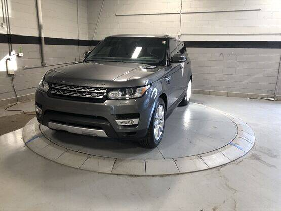 2014 Land Rover Range Rover Sport for sale at Luxury Car Outlet in West Chicago IL
